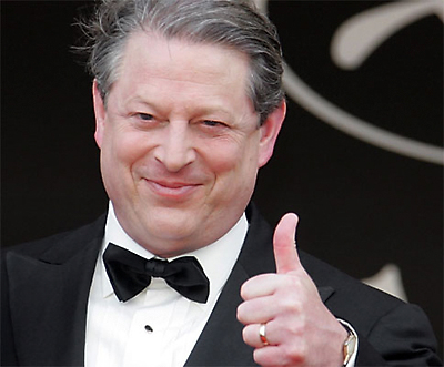 Al Gore, Lust's fated victim