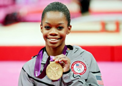 Gymnastics gold winner Gaby Douglas