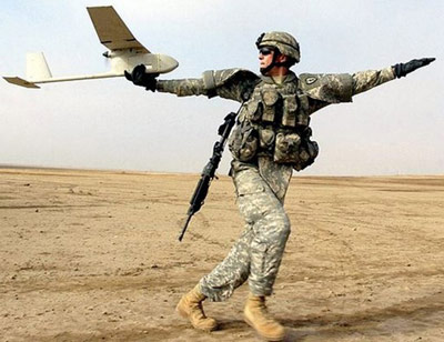 Defending the U.S. drone program?