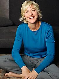 Ellen DeGeneres Thalia asteroid comedy