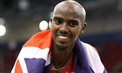 British runner Mo Farah