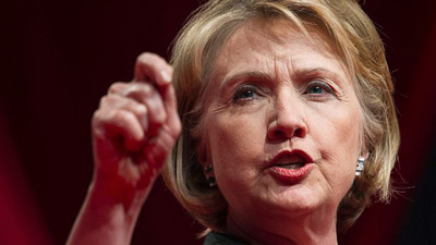 Clinton—does her Whitehouse placement allude to the past, or augur for the future?