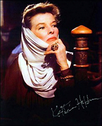 Katherine Hepburn in The Lion in Winter