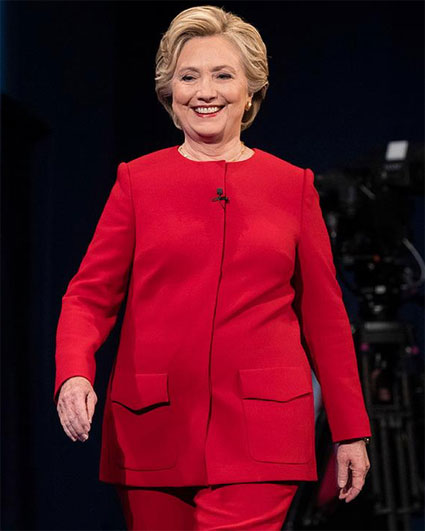 Hillary Clinton, Hofstra debate
