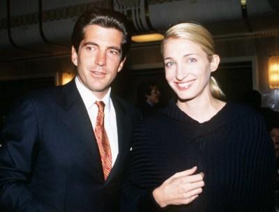 John Kennedy Jr and Carolyn