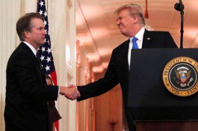 Kavanaugh-Trump