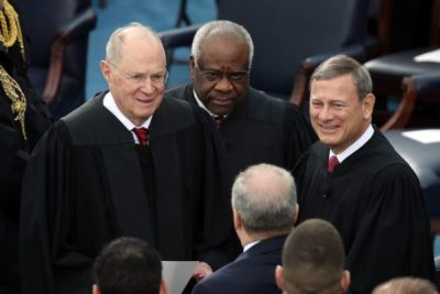 Kennedy, Roberts, Thomas