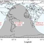 Lunar Eclipse Path, November 2012