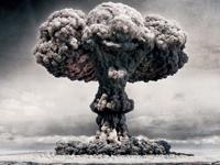Condoleezza Rice, mushroom cloud