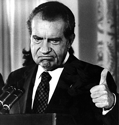 Richard Nixon, the only president ever to resign office: asteroid Whitehouse natally at 3 Sagittarius, semisquare the Sun at 19 Capricorn