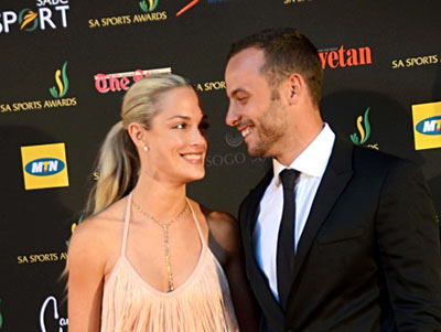 Steenkamp and Pistorius