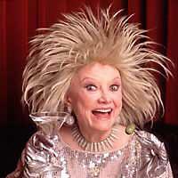 Phyllis Diller asteroid Thalia comedy