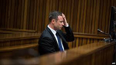 Pistorius on the witness stand
