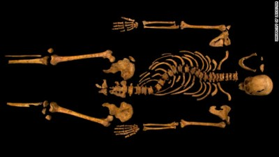 Richard III's remains in situ