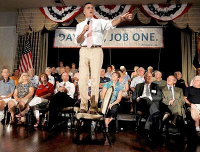 Mitt Romney astrological profile