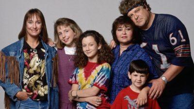 Original Roseanne cast