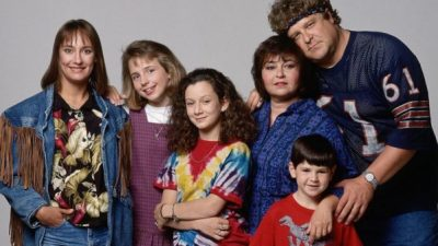 Original Roseanne cast