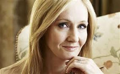 JK Rowling, Harry Potter author