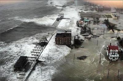 Sandy in Atlantic City