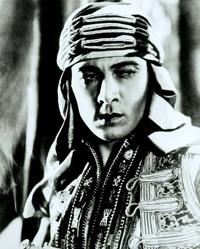 Rudolph Valentino—Lust in Cancer conjunct Mars/Jupiter