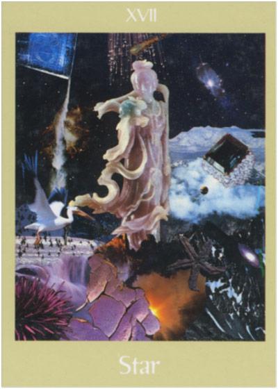 Voyager Tarot - Star
