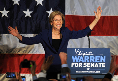 Warren for Senate