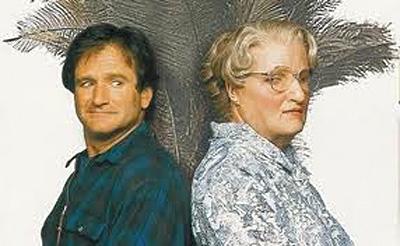 Robin Williams' Mrs. Doubtfire