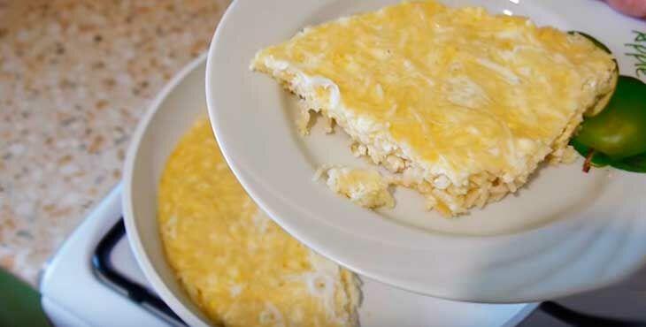 프라이팬에서 Macaron Casserole을 만드는 방법