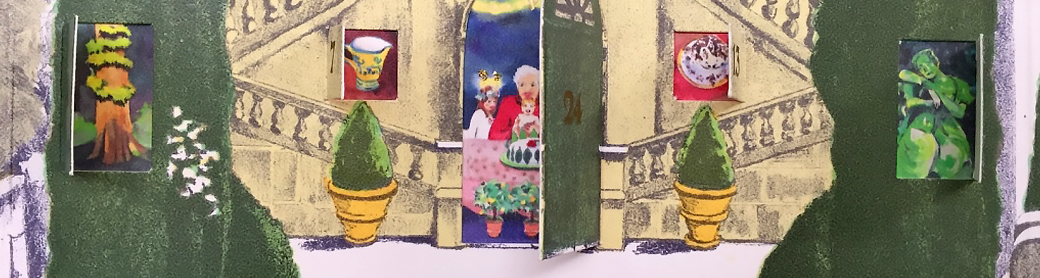 Advent calendar detail