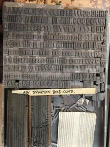 Spartan Bold Condensed 48 pt