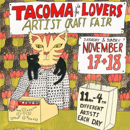 Tacoma Is For Lovers 2018