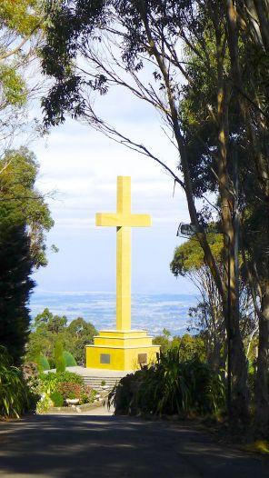 Mt Macedon Memorial Cross