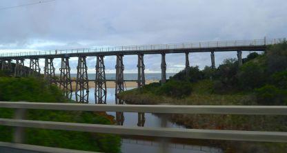 Kilcunda Bridge - no train these days