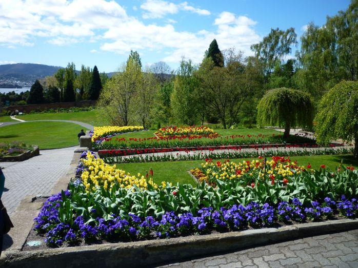 Spring Flowers at Royal Botanic Gardens