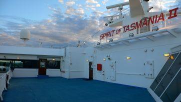 Top deck - SoT II