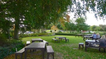 Josef Chromy picnic area