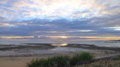Sunrise at Penguin
