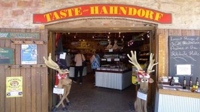 Taste of Harndorf - Quite a range of (mainly) South Australian products in here