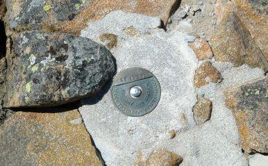 Geodetic Survey of Tas marker