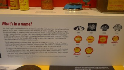 A brief history of the Shell logo