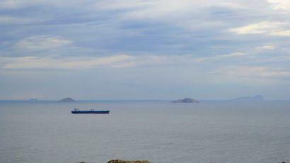 A ship heading to Melbourne