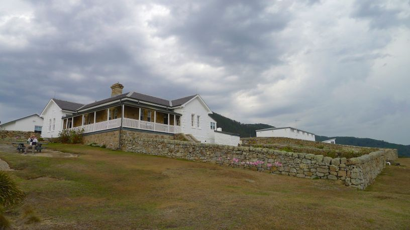The Lighthouse Keepers Cottage
