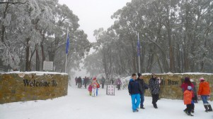 Welcome to Mt Baw Baw