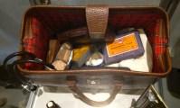 Inside Dr Blake's medical bag