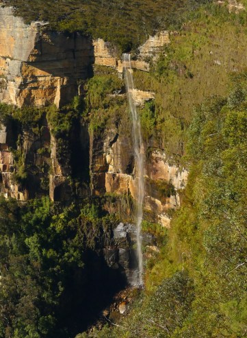 Govett's Leap aka Bridal Veil Falls