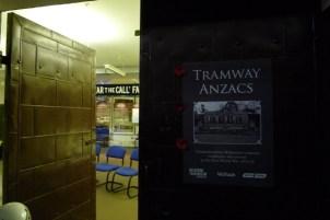 Special exhibition - Tramway ANZACs