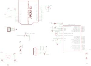 DWuino, an Arduino clone