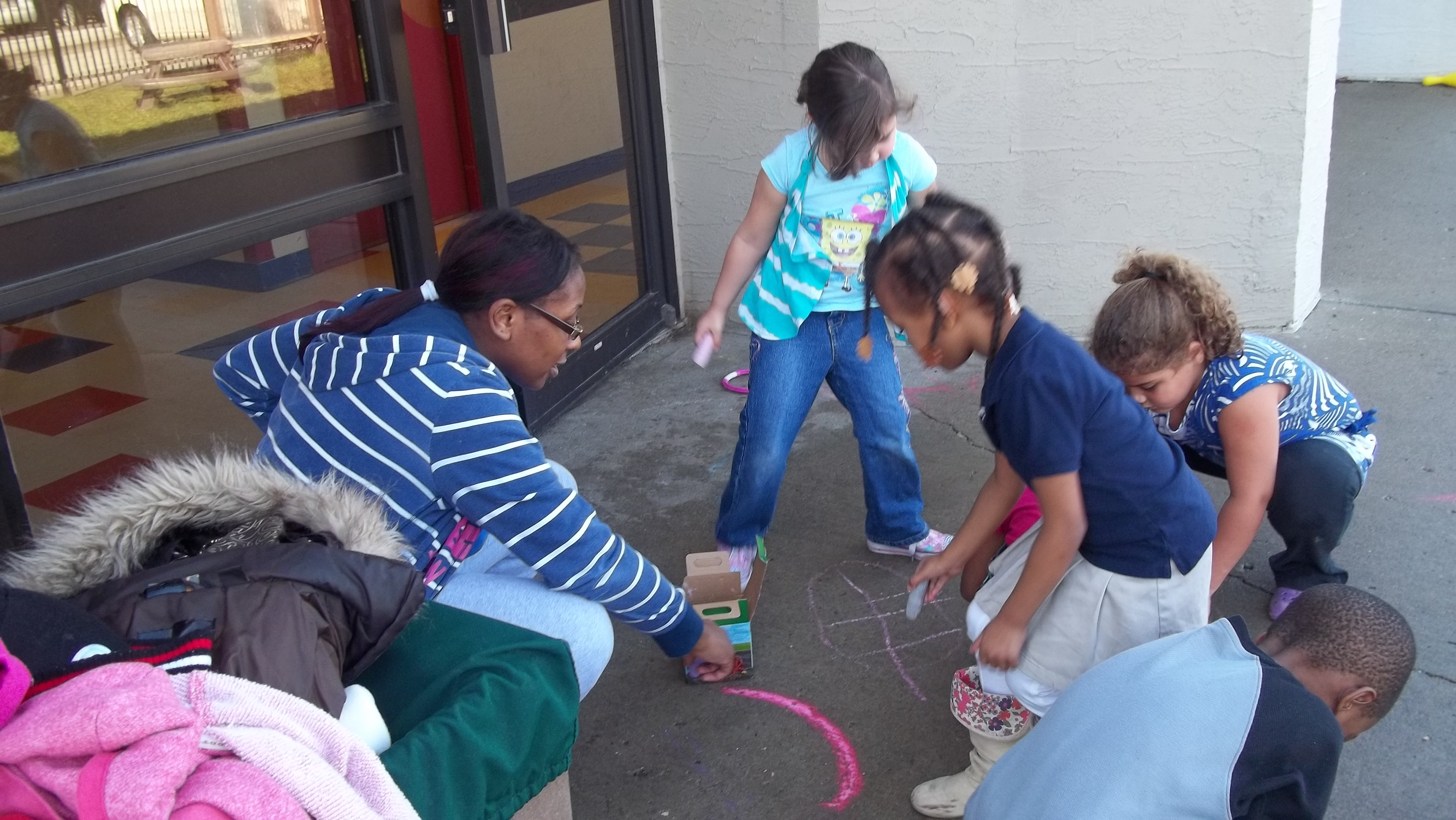 Sunny Days Offer Fun Outdoor Activities At Day Nursery