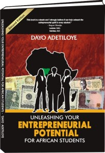 JULY 1ST 2014, PRE-LAUNCH OF 2ND EDITION OF  DAYO ADETILOYE'S ENTREPRENEURSHIP BOOK