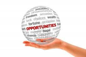 OPPORTUNITIES IN THE MONTH OF MARCH IN NIGERIA